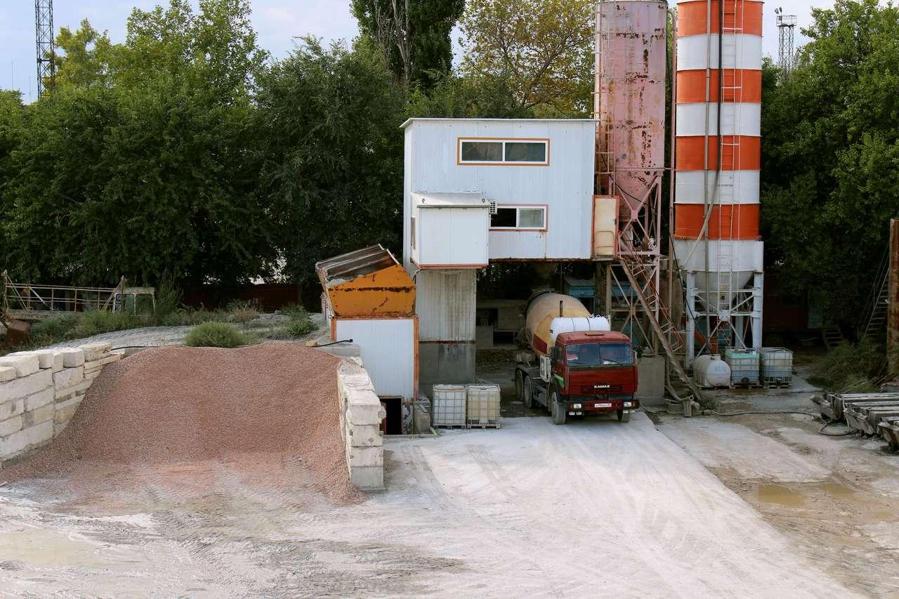 Заказать бетон евпатория крашер бетон